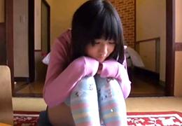 【個人撮影】最近の子は発育が良い事が分かる動画