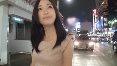 【シロウトTV】「エッチがしたかったから」2年間彼氏なしの現役キャバクラ嬢がAV出演!!優(21)。
